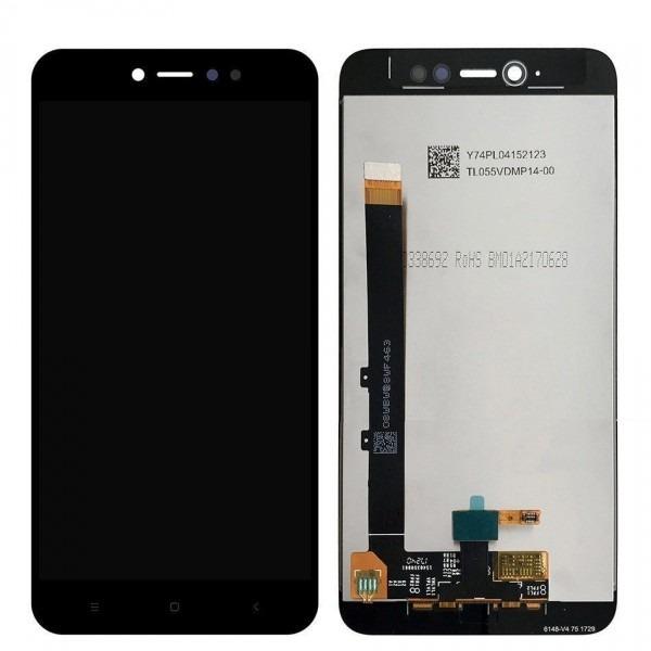 Display Lcd Tela Touch Frontal Xiaomi  Note 5A Prime Preto Redmi