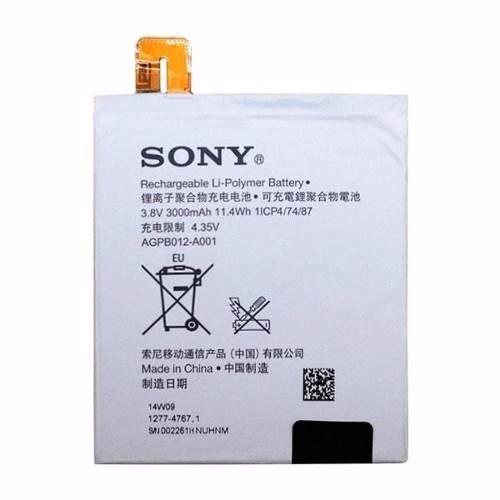 Bateria Agpb012 - A001 D5322 Sony Xperia T2 Ultra
