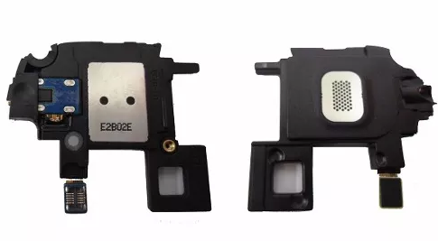 Campainha Buzzer Conector Fone Samsung I8190 S3 Mini Preto