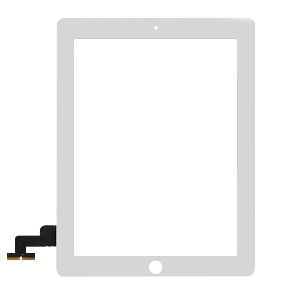 Touch Ipad 2 A1395 A1396 Branco