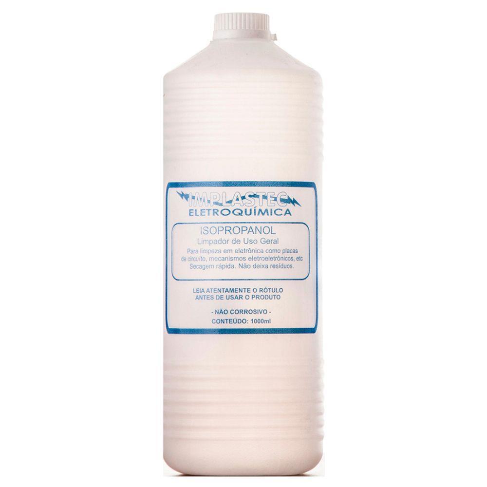 Alcool Isopropilico 99,8 % 1 litro