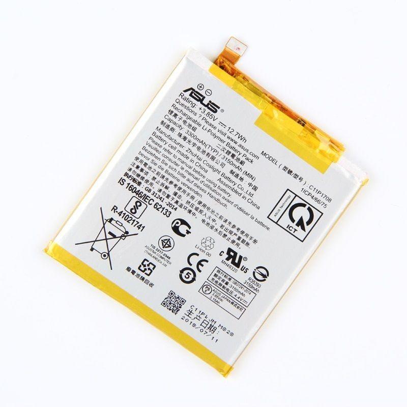 Bateria  X017d  Zenfone 5 Selfie 2018 5q Zc600kl Asus