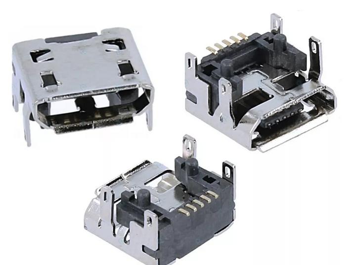 Conector de Carga Caixa de Som Charge Flip 3 Flip 4