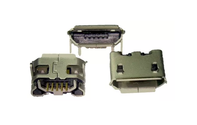 Conector de Carga Caixa de Som Charge  Flip 2