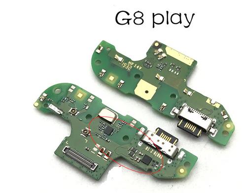 Flex Conector de Carga Moto G8 Play Xt2015