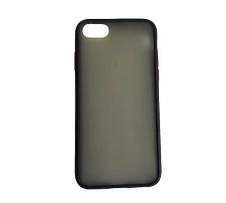 Capa Personalizada Fosca C/ Borda  Iphone 7 8  Preto Cód 1072