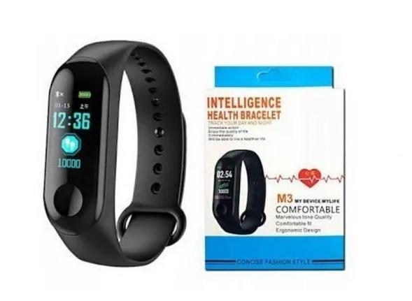 Relógio Inteligente Pulseira Smartwatch M3