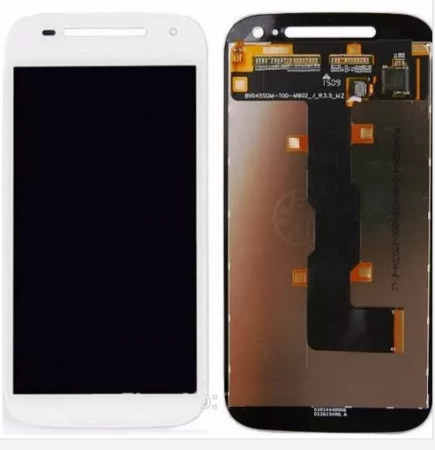 Display Lcd Tela Touch Frontal Moto E2 XT1514 XT1527 Branco