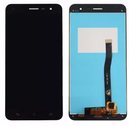 Display Lcd Tela Touch Frontal  Zenfone 3 5.5 Ze552kl Preto
