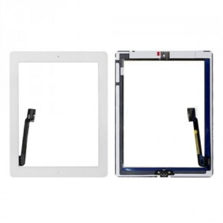 Touch Ipad 3 A1403 A1416 A1430 Branco
