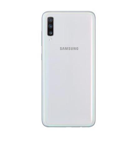 Tampa de Bateria Galaxy A70 A705 Branco