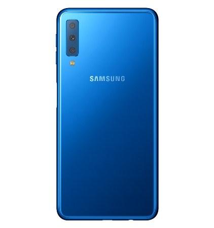 Tampa de Bateria Galaxy A7 2018 A750 Azul